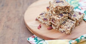 Fruit and Nut Bars and Holy Crap!